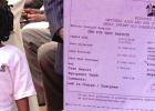Ruth Wanjiru raiskattiin 3-vuotiaana ja hän sai HIV-tartunnan. 1.1.2015 äiti toi Ruthin kuvan Parantumiskokoukseen ja heilutti sitä ilmassa kun JUMALAN Mies kirosi HIV-viruksen. Äiti vei tytön lääkäriin ja Ruth testattiin HIV-negatiiviseksi!