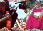 Sharlene-tyttö parani leprasta (2012 Kakamega, Kenia)